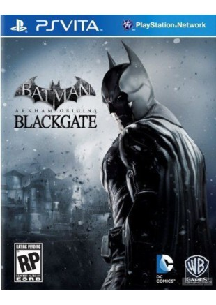 Batman Arkham Origins Blackgate PS Vita